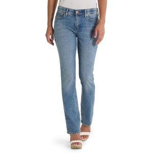 Levis 525 Perfect Waist Straight Leg Mid Rise Jean